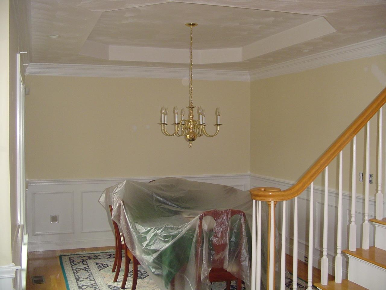 Interior painting Sherborn,MA