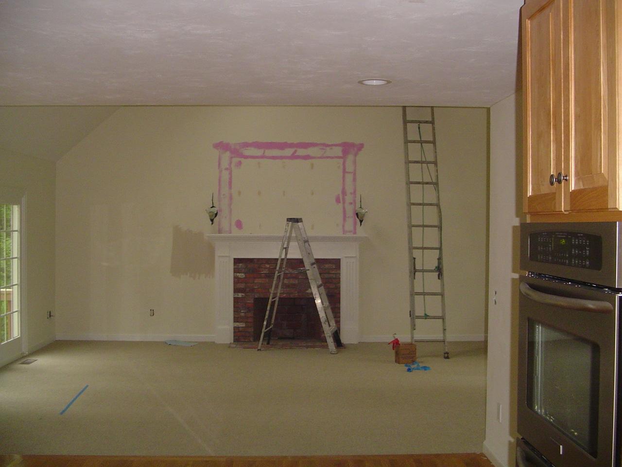 interior painting Upton,MA